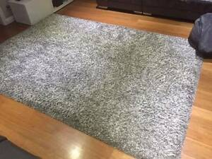 Non shedding Rug & Leather Couch Suite Bargain Kings Cross Inner Sydney Preview