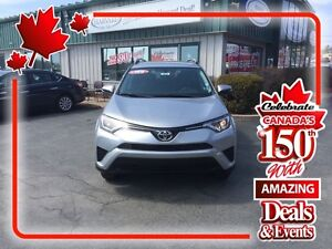 2016 Toyota Rav4 LE ( CANADA DAY SALE!) NOW $24,950
