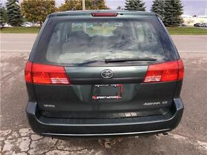 2005 Toyota Sienna! New Brakes! New Timing Belt! Rust Proofed! London Ontario image 3