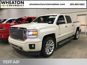 2015 Gmc Sierra 1500 Denali  - Navigation -  Leather Seats