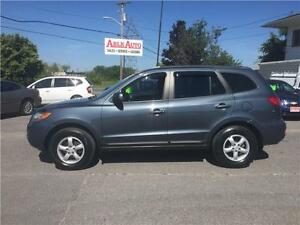 2008 HYUNDAI SANTA-FE V6 ALL WHEEL DRIVE