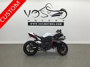 2012 Yamaha R1 -Stock#V2615- Free Delivery in the GTA**