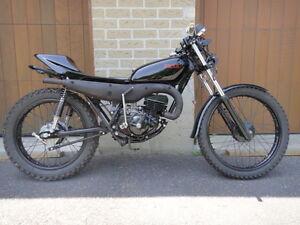Vintage HONDA MT125 Elsinore 1975