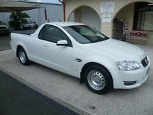 2011 Holden Commodore VE II MY12 Omega White 6 Speed Automatic Utility South Nowra Nowra-Bomaderry Preview