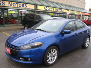 2013 Dodge Dart Rallye, Extra Clean, Quick Sale, Manual