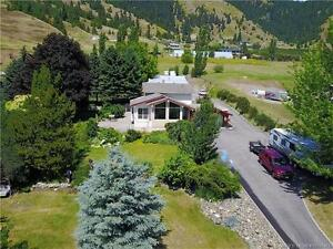 Rare 10 Acre Horse Property in Coldstream!