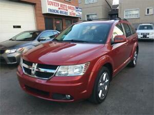 2009 Dodge Journey SXT, AWD,7 PASSANGERS