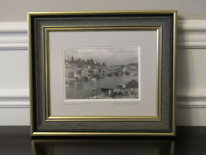 W.R. MacAskill, signed Herring Cove 1953 photograph