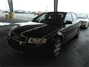 2005 AUDI A4 1.8T QUATTRO*LEATHER*SUNROOF*ONLY 137,000KM*