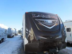 2013 35 FT KEYSTONE RV LAREDO SUPER LITE 303TG TRAVEL TRAILER