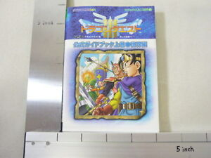 DRAGON-QUEST-III-3-Game-Guide-Vol-1-Sekai-Book-Game-Boy-Color-EX