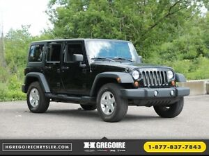 2013 Jeep Wrangler Unlimited Unlimited Sport MAN 4x4 2 TOITS MAG
