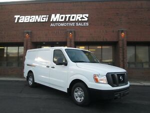 2012 Nissan NV 2500 LOW ROOF POWER GROUP!!