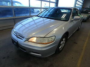 ETESTED and SAFETED (ALL IN)2002 Honda Accord leather sunroof AC