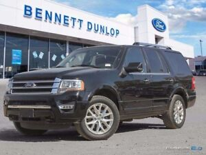 2017 Ford Expedition Limited-Moon Roof-Nav-Power Running Boards