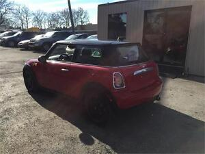 2008 MINI Cooper Hardtop ***ONLY 137 KMS***LEATHER***PANO ROOF** London Ontario image 3