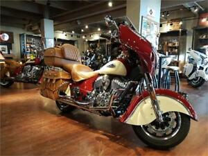 2017 Indian Motorcycles® Roadmaster® Classic