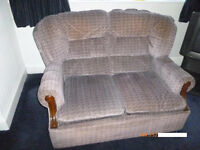 2 TWIN SEATER SETTEES IN VERY GOOD CONDITION