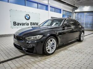 2016 BMW M3 Base 4dr Rear-wheel Drive Sedan