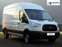 2014 Ford Transit 350 H/R P/V Diesel white Manual