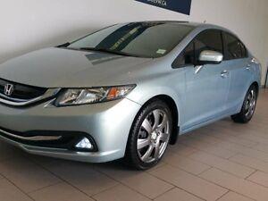 2014 Honda Civic Hybrid Sedan CVT w/ Navi