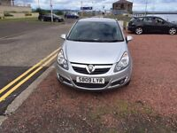 Vauxhall corsa 1.2 petrol 56200 miles New Mot £2199