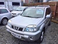 NISSAN X-TRAIL 2.2 dCi 136 Sport 5dr - Outstanding 4X4 - Full Service History (silver) 2004