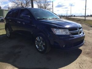 2011 Dodge Journey R/T, only $63 B/W, $1,000 DOWN, 5.99% TERM 60