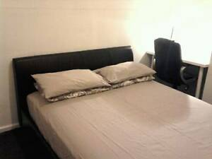 Double room (Foxtel/TV inside room + WiFi) - North Melb/ City - North Melbourne Melbourne City Preview