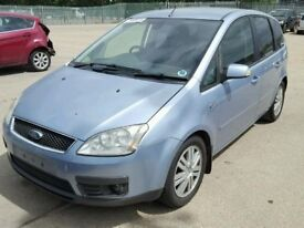 ford c max breaking