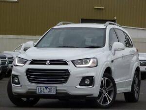 2016 Holden Captiva CG MY16 LTZ AWD White 6 Speed Sports Automatic Wagon Sunbury Hume Area Preview