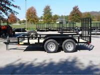 WINTER CLEARANCE**   Utility 6'-8 x 12 7000LBS