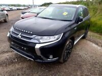 BREAKING Mitsubishi Outlander GX4h 2.4L Petrol/Electric 2018 for parts only