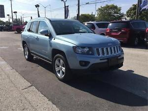 2014 Jeep Compass ***Extended Warranty, Htd Seats,24K Only*** London Ontario image 4