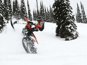 End Of Year Blow out on ALL Snow bike Kits