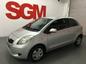 Toyota YARIS 2008 YR 2 door Hatch AUTOMATIC Seven Hills Blacktown Area Preview