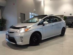 2013 Toyota Prius SUNROOF-NAVIGATION-SOLAR PANEL-BACK UP CAMERA
