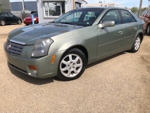 2005 CADILLAC CTS LOW KMS