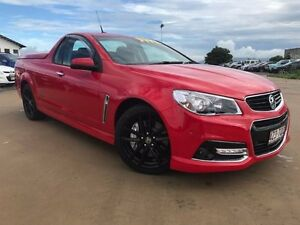 2014 Holden Ute VF MY14 SS V Ute Red 6 Speed Manual Utility Garbutt Townsville City Preview
