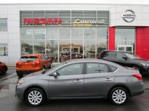 2017 NISSAN SENTRA 1.8 S BLUETOOTH FULL PWR GROUP FINANCE FROM 2