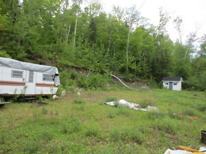 Great Building Lot With View of Baptiste Lake!!