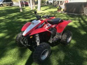 2008 Polaris Trailblazer 330