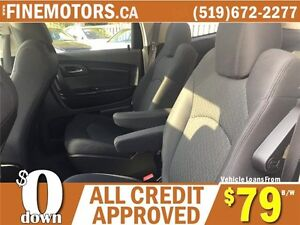 2009 CHEVROLET TRAVERSE LT * 7 PASSENGER * DVD * PANO POWER ROOF London Ontario image 18