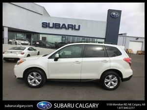 2015 Subaru Forester Touring package