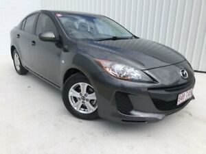 2013 Mazda 3 BL10F2 MY13 Neo Activematic Grey 5 Speed Sports Automatic Sedan Mundingburra Townsville City Preview