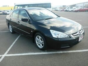 2007 Honda Accord MY07 VTi Black 5 Speed Automatic Sedan Vincent Townsville City Preview