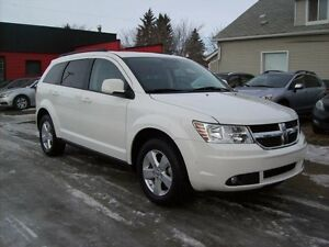 2010 Dodge Journey SXT/AUTO/NAVI/SUNROOF Edmonton Edmonton Area image 1