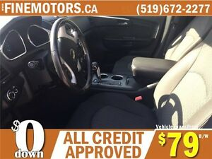 2009 CHEVROLET TRAVERSE LT * 7 PASSENGER * DVD * PANO POWER ROOF London Ontario image 9
