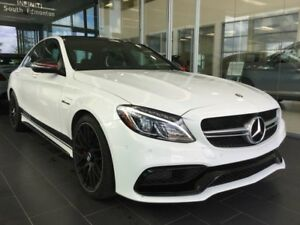 2016 Mercedes-Benz C-Class C63 S AMG, NAVI, ACCIDENT FREE