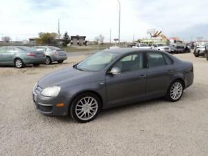 2008 Jetta Wolfsburg Edition leather interior 2.0L turbo
